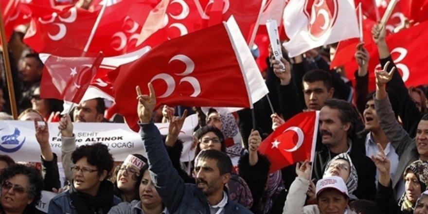 MHP'de ne kadar Muhafazakar ve Atatürkçü var? İkinci partisi hangisi?