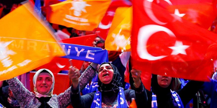 Ak Parti'de ne kadar Milliyetçi ve Atatürkçü var? İkinci partisi hangisi?