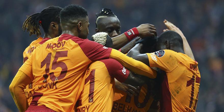 Dev maçta Galatasaray, Trabzonspor'u devirdi!