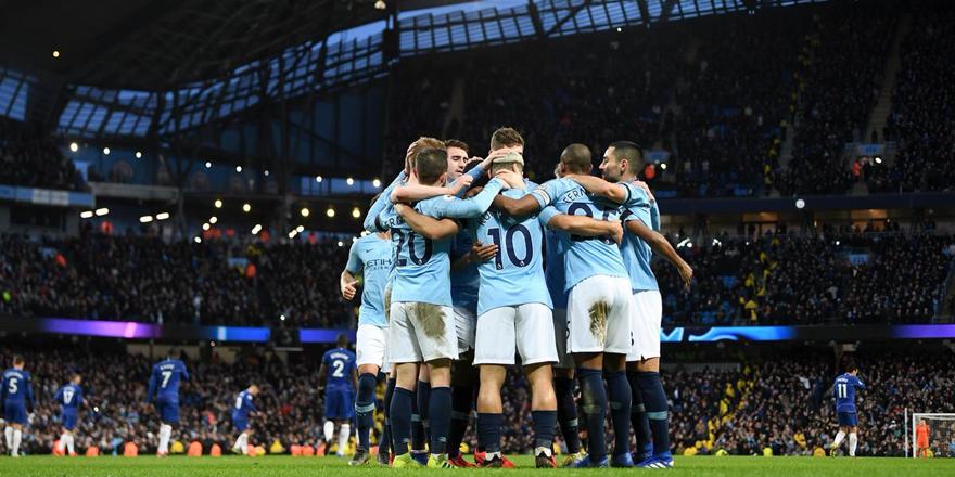 Manchester City, Chelsea'yi farklı mağlup etti