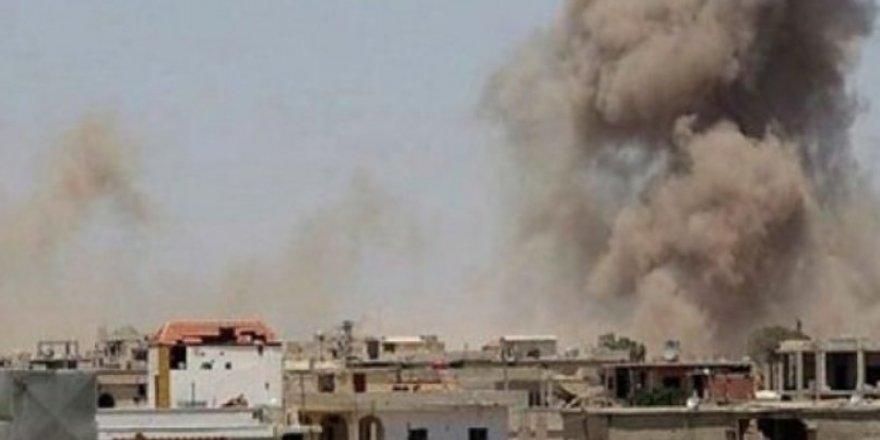 Terör örgütleri birbirine girdi: 20 PKK'lı öldü