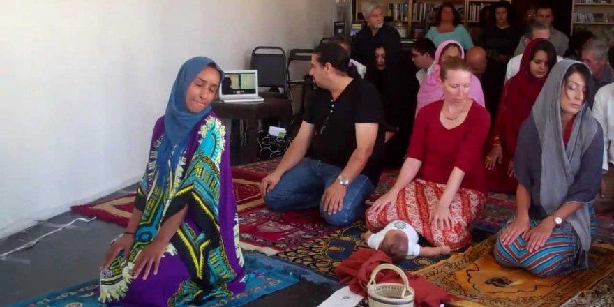 Laik camide kadın imam olacak!