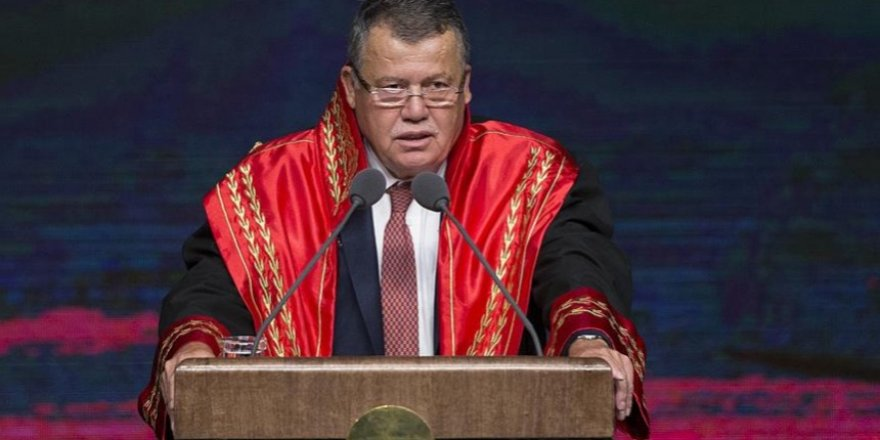 Cirit 2020'ye kadar Yargıtay başkanı olacak