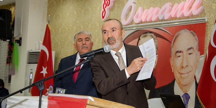 Yıldırım: Tunç Soyer ile CHP bizden intikam alıyor