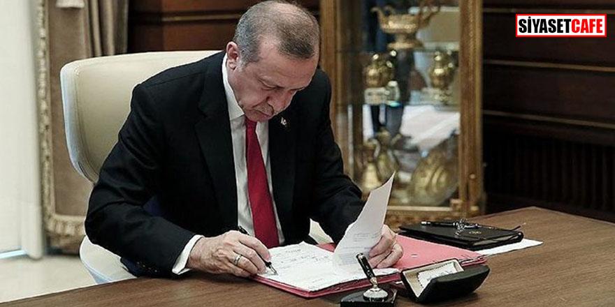 Erdoğan'dan TSK'ya flaş atamalar