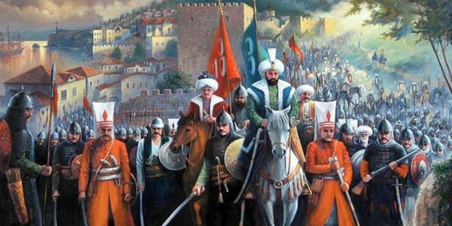 Ottoman Rising'de Tuba Büyüküstün Rol Alacak