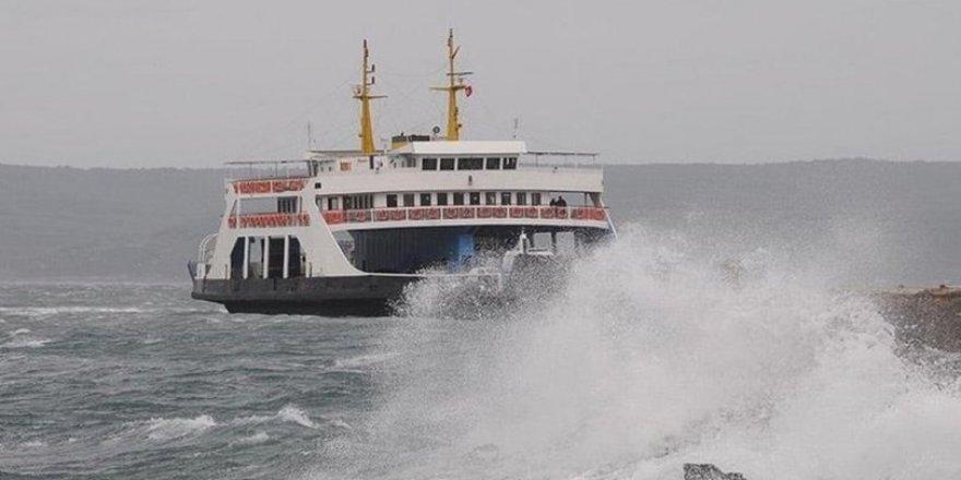 İstanbul İDO Bursa BUDO seferleri iptal