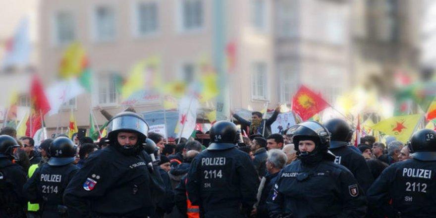 Almanya'da PKK yanlısı yayınlar yasaklandı