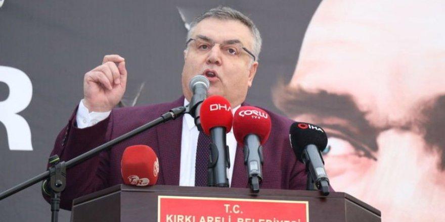 CHP'li bir Belediye Başkanı daha istifa etti!