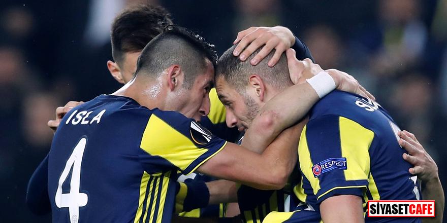 Fenerbahçe sahasında Zenit'i Slimani ile yıktı