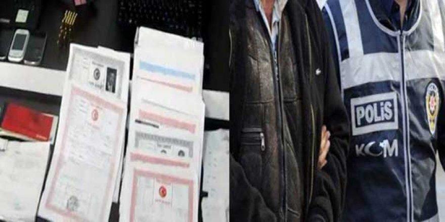 İstanbul'da tapu rüşvet operasyonu: 17 gözaltı