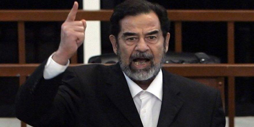 Saddam'ın torunu ilk kez konuştu: Tehdit alıyoruz