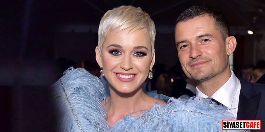 Orlando Bloom ve Katy Perry nişanlandıklarını duyurdu