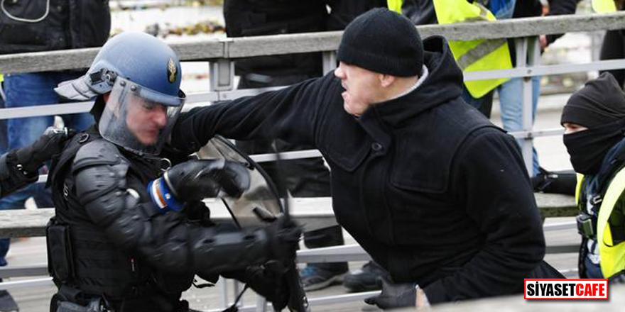 Paris'te polisi döven boksör Christophe Dettinger'e hapis cezası