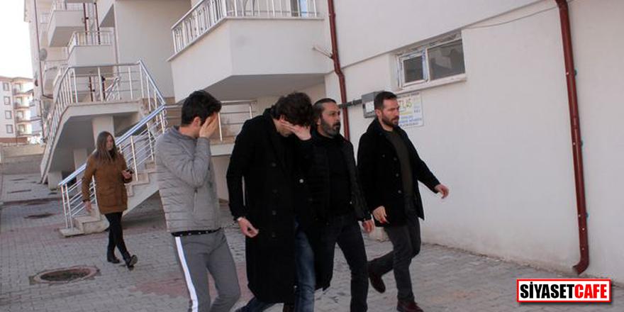 Karaman'da fuhuştan gözaltına alınan 2 kişide HIV virüsü tespit edildi
