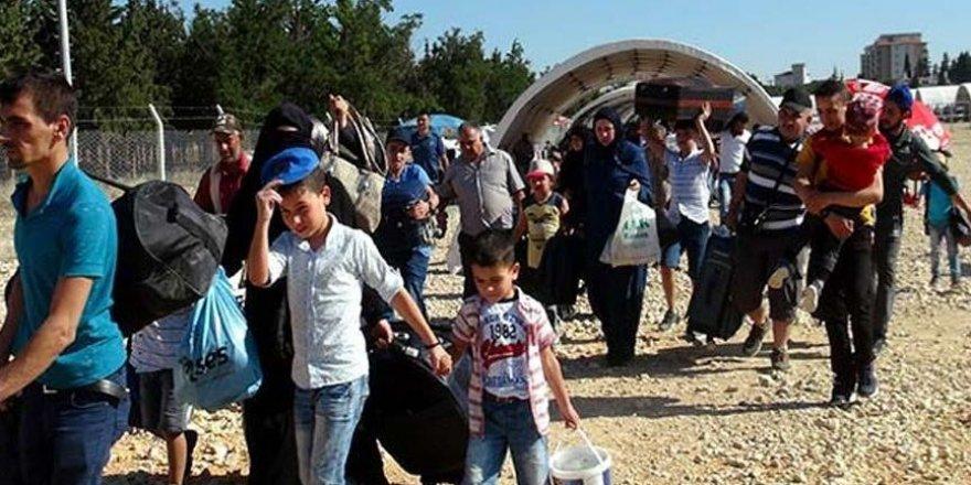 Bakan Soylu ülkesine dönen Suriyeli rakamlarını açıkladı