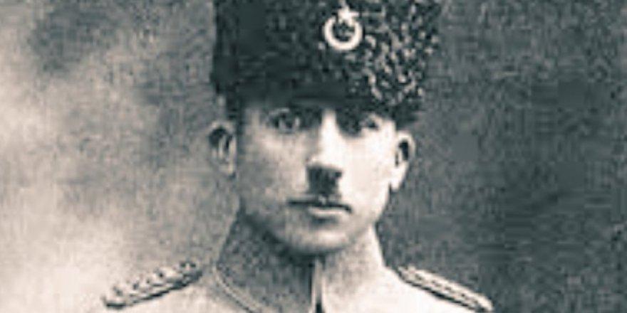 İşte Osmanlı Ordusunda Venezuellalı o subay