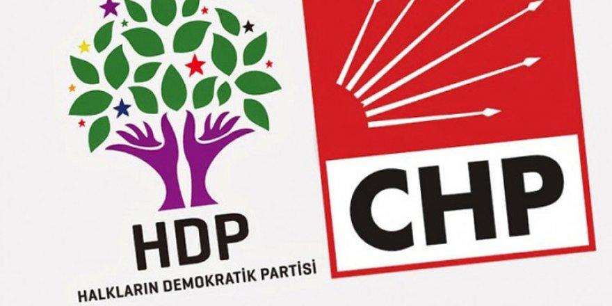 CHP Mersin'de HDP'nin desteğini almaya çalışıyor