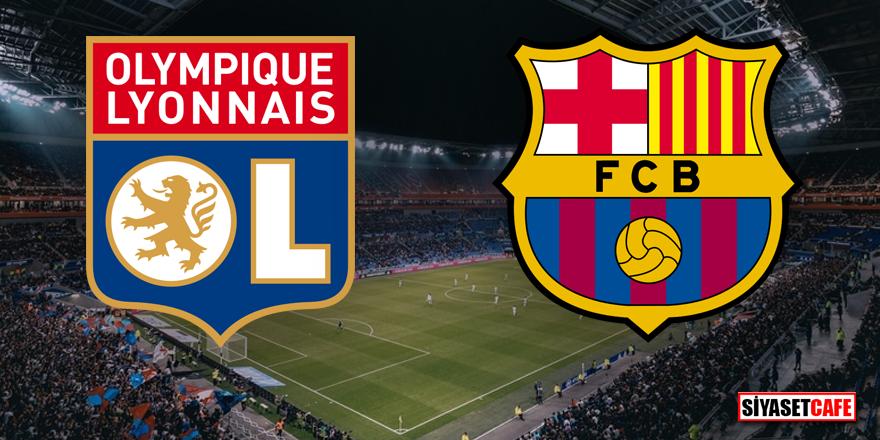 Lyon – Barcelona maçı şifresiz!