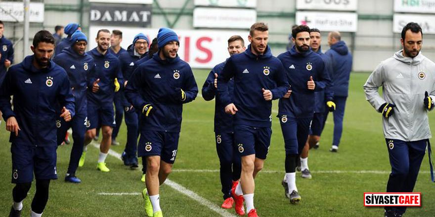 İşte Fenerbahçe'nin Zenit maçı kadrosu