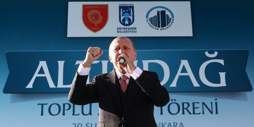 Erdoğan: CHP Rum ağzıyla konuşuyor