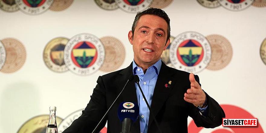 """Ali Koç'tan açıklama: """"Nihat Bey kullanılmış ya da..."""""""