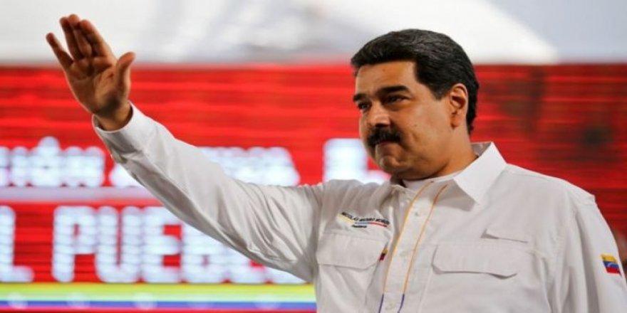 Maduro'dan Türkiye bankahesabı talimatı