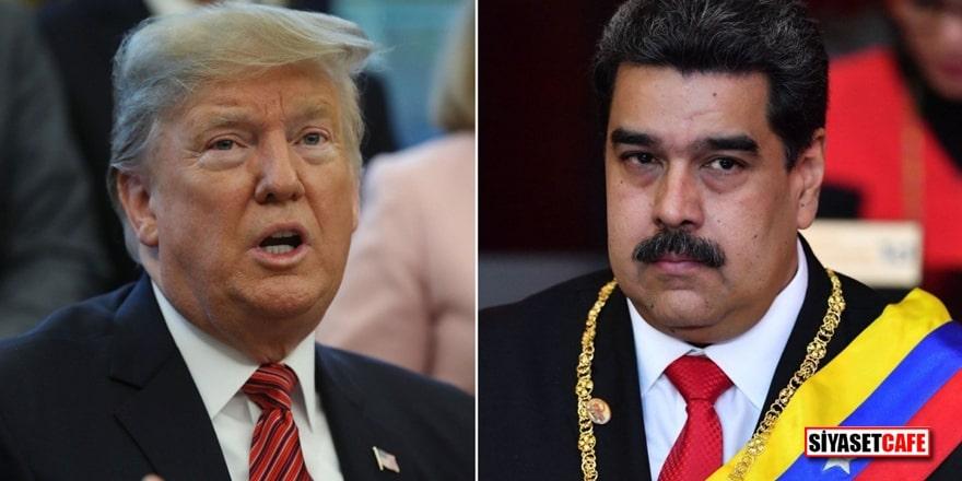 ABD, Venezuela'ya askeri müdahaleye hazırlanıyor
