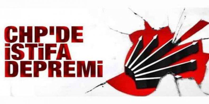CHP Beşiktaş ilçe başkanı ve Sarıyer başkan yardımcısı istifa etti