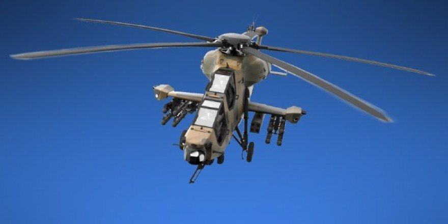 Süper taarruz helikopteri geliyor