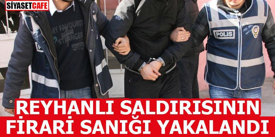 Reyhanlı saldırısının firari sanığı 'Hakan' kod adlı Aykan Hamurcu yakalandı
