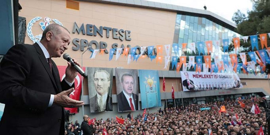Erdoğan sert çıktı: Böyle devam ederse vurur geçeriz