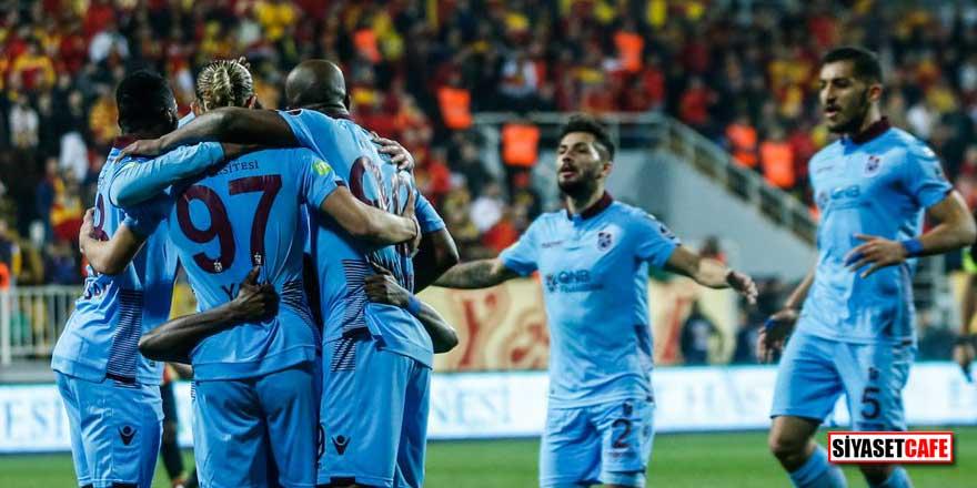 Trabzonspor İzmir'de galibiyeti hatırladı