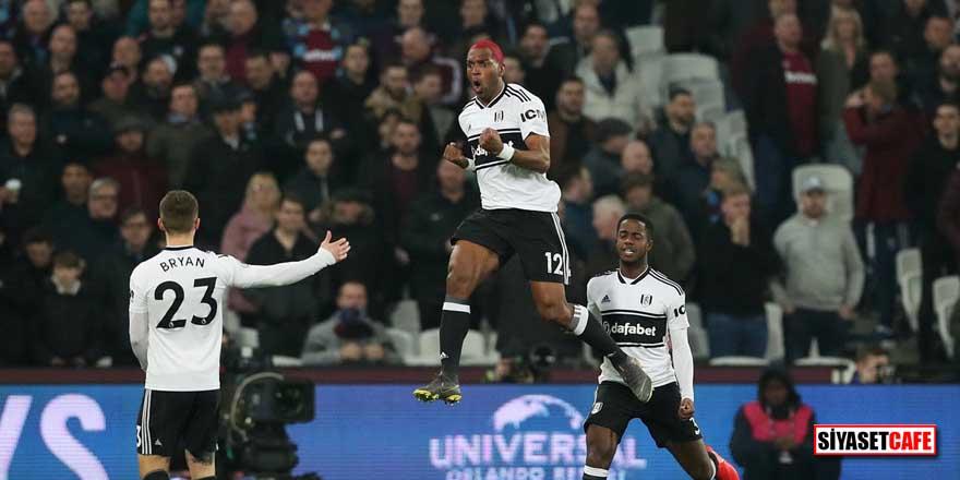 Beşiktaş'tan Fulham'a kiralanan Ryan Babel ilk golünü attı