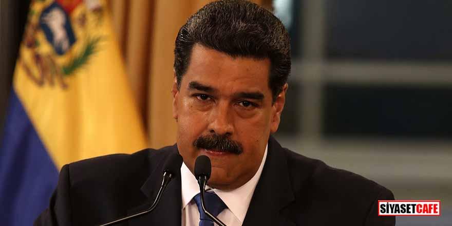 Nicolas Maduro o ülkeyle tüm ilişkileri kesti! 24 saat verdi