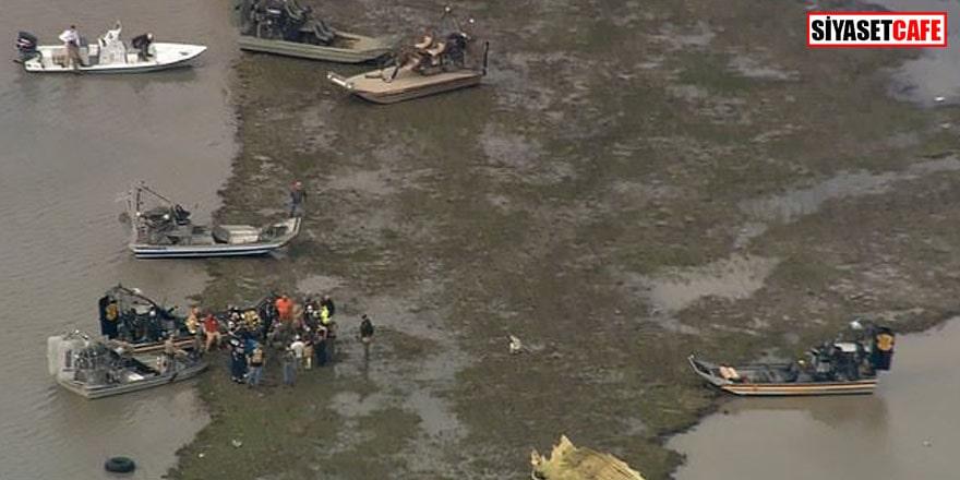 Amazon'a ait kargo uçağı düştü