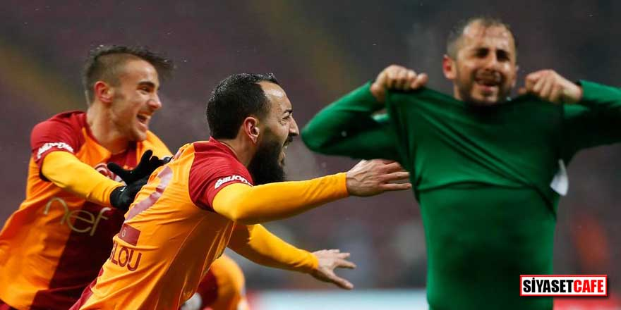 Galatasaray, uzatmalarda Kostas Mitroglou ile güldü!