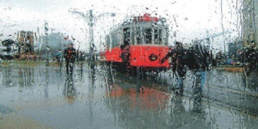 Meteoroloji Marmara için saat verdi