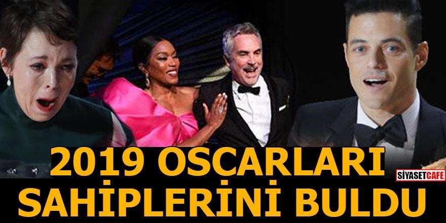 Ve Oscarlar Sahiplerini Buldu