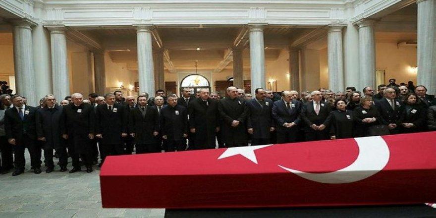 Erdoğan: Yerini doldurmamız zor olacak