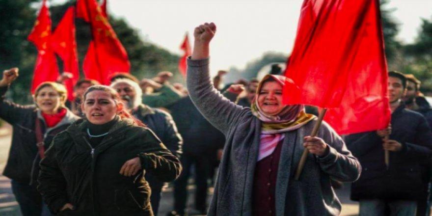 TKP'nin türbanlı adayı Akın: 'Hala komünistler var mı' diyorlar