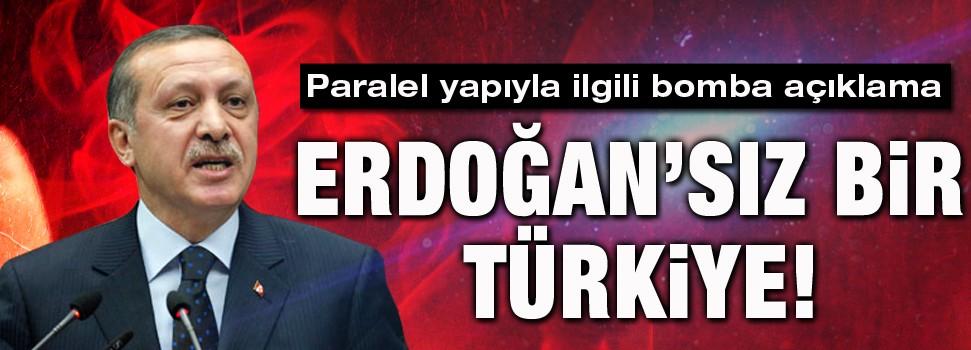 Erdoğan'a 'hemen gideceksin'