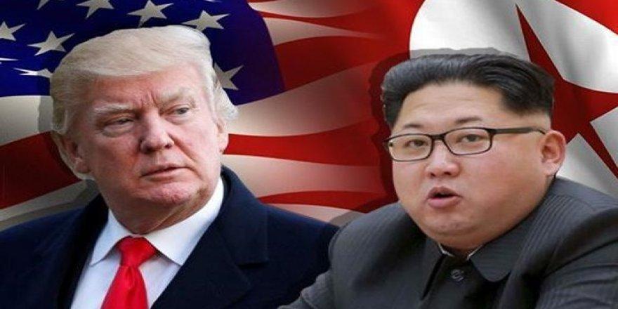 Trump ile Kuzey Kore lideri yeniden karşı karşıya geldi!
