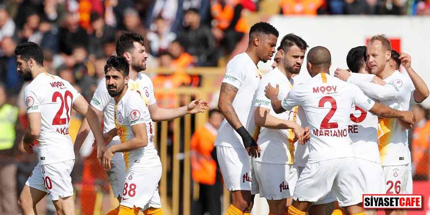 Hatayspor kazandı, Galatasaray turladı!