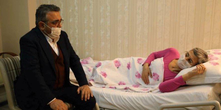 CHP'li Tanrıkulu'ndan HDP'li Leyla Güven'e ziyaret