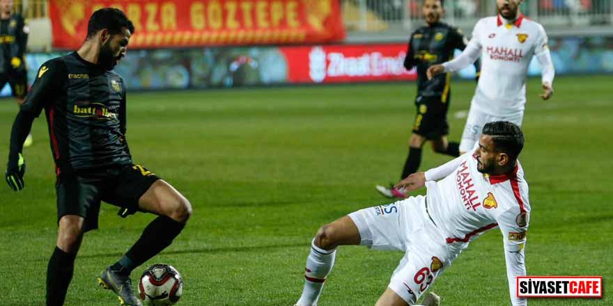 Göztepe'yi eleyen Yeni Malatyaspor Türkiye Kupası'nda yarı finale yükseldi