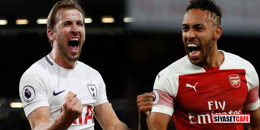 Londra'da dev maç! Tottenham – Arsenal maçı hangi kanalda şifresiz?