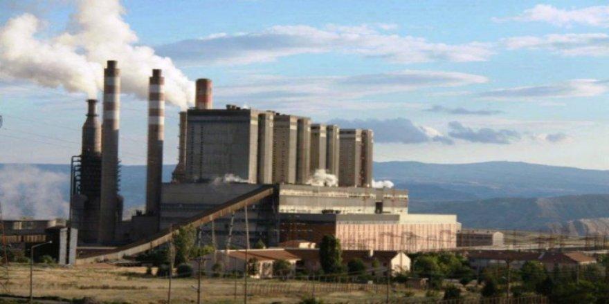 Ankara Narlıhan termik santralde göçük: 3 yaralı