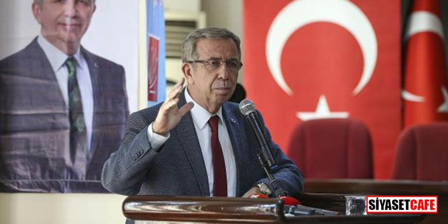 CHP'nin Ankara adayı Mansur Yavaş mal varlığını açıkladı