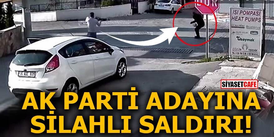 AK Parti adayına silahlı saldırı